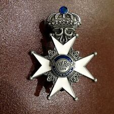 NEW! HARD ROCK CAFE PIN STOCKHOLM 3D POLAR STAR SILVER 2016 2ND Edition!