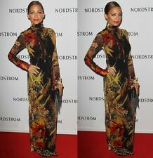 GORGEOUS, NWT, SEXY, SOLD OUT $1095 JEAN PAUL GAULTIER MESH FLORAL DRESS