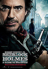 Sherlock Holmes - A Game Of Shadows (Blu-ray 2012)