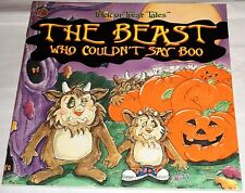 The beast who couldn't say boo (Honey bear books) by Agee, Amanda