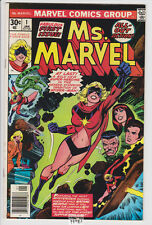 Ms. Marvel #1 (Jan 1977, Marvel) VF+ 1st Appearance Carol Danvers As S