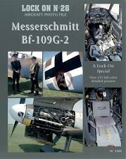 Verlinden Productions Book Lock On No.28 Messerschmitt Bf 109 G-2 1303