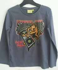 Boys Scooby--Doo Long sleeve T Shirt New Age 8