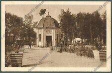 PAVIA MIRADOLO TERME 13 ACQUE MINERALI FONTE VOLTA Cartolina viaggiata 1933