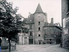 SAINT CERE c. 1940 - Place Boulangerie Lot - Div 1773