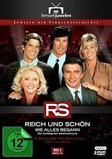 Reich und Schön - Box / Staffel 3: Wie alles begann, 5 DVD NEU + OVP!