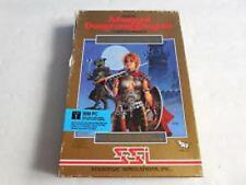 AD&D - Forgotten realms CURSE OF THE AZURE BONDS pc videogame TSR volume 2 1989
