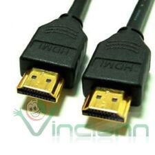 Cavo cavetto HDMI versione 1.4 3D-ready 3m per Apple TV 3 4 con Ethernet lungo