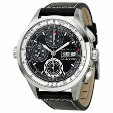 NEW Hamilton Khaki Aviation X-Patrol Automatic Chronograph Watch H76556731 Men's