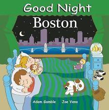 Good Night Boston (Good Night Our World series)