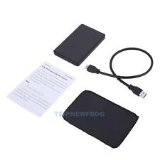 USB 3.0 2.5 inch SATA External Hard Drive Mobile Disk HD Enclosure/Case Box New
