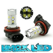 2x H11 Cree LED Nebelscheinwerfer Birnen 650 Lumen AUDI A5 TT8J Q7 A8