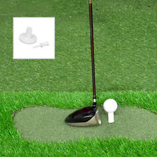 New Durable Rubber Golf Tee Holder Set for Golf Driving Range Tee Practice