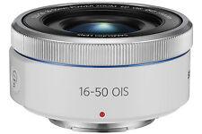 [Samsung Original] NX 16-50mm F3.5-5.6 ED OIS Motorzoom-Objektiv (weiß)
