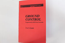 Original Digital Music Corp / Voodoo Lab Ground Control MIDI Controller Manual