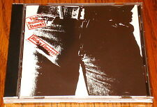 ROLLING STONES STICKY FINGERS ORIGINAL CD 1971