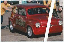 """1970s Drag Racing-Lloyd Mosher's """"LITTLE GIANT KILLER""""-1958 Fiat-Porsche Powered"""