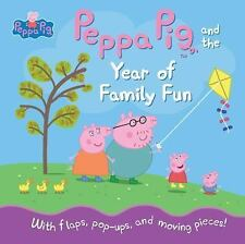 Peppa Pig: Peppa Pig and the Year of Family Fun by Candlewick Candlewick...