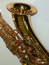 Early Yamaha YTS 32 Tenor saxophone semi pro horn