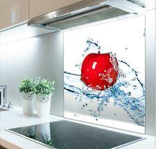 60cm x 75cm Digital Print Glass Splashback Heat Resistant  Toughened 312