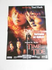 """Filmposter - """" Time and TIDE - Nicholas Tse """" -- Poster ( 84 x 60 ) gefaltet"""