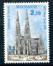 STAMP / TIMBRE MONACO N° 1204 ** CATHEDRALE ST PATRICK NEW-YORK