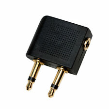 LogiLink CA1089 Airline Audio Adapter Flugzeug