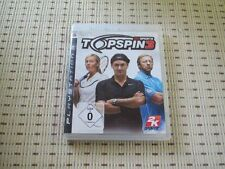 Top Spin 3 für Playstation 3 PS3 PS 3 *OVP*