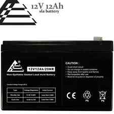 TitanNotebook 12v 12ah F2 Universal BATTERY REPLACES 6DZM-10 and 6-DZM-10