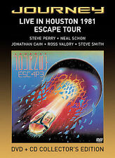 Journey - Live in Houston 1981: Escape Tour  cd only