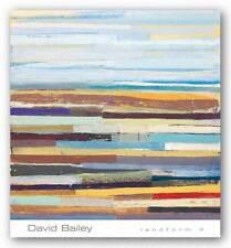 ABSTRACT ART PRINT Landform II David Bailey