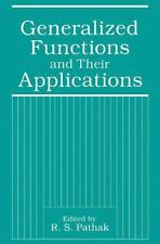 Generalized Functions and Their Applications (2013, Paperback)