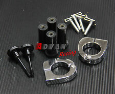 Quick CNC Release Mounting hardware Screws kit for Harley lower vented fairing