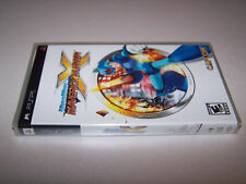 MEGAMAN X MAVERICK HUNTER - Sony PSP - USA - NEW & FACTORY SEALED - NR MINT COND