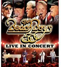 Beach Boys: 50 - Live in Concert (2012, REGION A Blu-ray New)