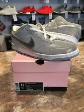 Nike Dunk Low Pro Sb Medicom 3 Bearbrick Sz 11 Deadstock Ds New Rare Pink Box 3m