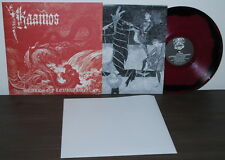 Kaamos - Scales of Leviathan LP col. Vinyl / lim. 100 / Poster