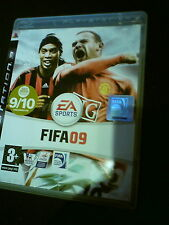 FIFA09 PS3 PLAYSTATION 3 GAME