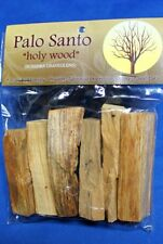 """Palo Santo Sticks """"Holly Wood"""" Incense Sticks Smudging Purifying Cleansing Heal."""