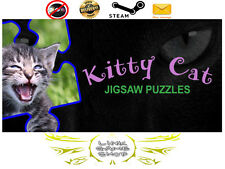 Kitty Cat: Jigsaw Puzzles PC Digital STEAM KEY - Region Free