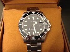 Parnis Submariner Homage Ceramic 40mm Automatic Wristwatch