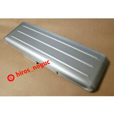 MUJI Aluminum Pen Case Box Free shipping