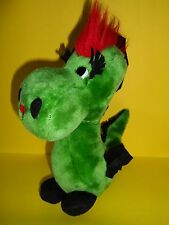 Peluche pupazzo vintage anni 80 drago plush doll dragon made in korea 26cm