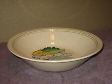Sunnycraft Sunny's Pride Bowl Sunstone Collection Caesar Salad Bowl Hand Crafted