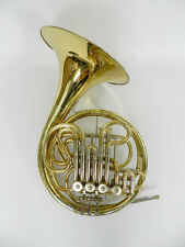 Waldhorn Waldhörner French horn in F/B Josef Lidl Brno Real Photo 55
