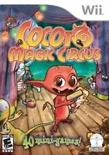 Cocoto Magic Circus Nintendo Wii New Factory Sealed