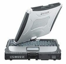 PANASONIC CF-19 TOUGHBOOK RUGGED MK5 CORE i5 8GB LAPTOP 750GB CF-19AHUAG1M TOUCH