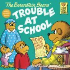 The Berenstain Bears and the Trouble at School, Stan Berenstain, Jan Berenstain,