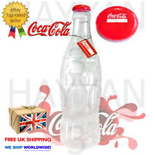 OFFICIAL 2FT COKE COCA COLA PLASTIC MONEY SAVING BOTTLE PIGGY BANK GAINT