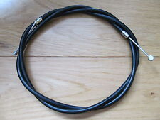 "67-8521 BSA A7 M20 M21 UNIVERSAL MOTORCYCLE THROTTLE CABLE 40"" INNER 36"" OUTER"
